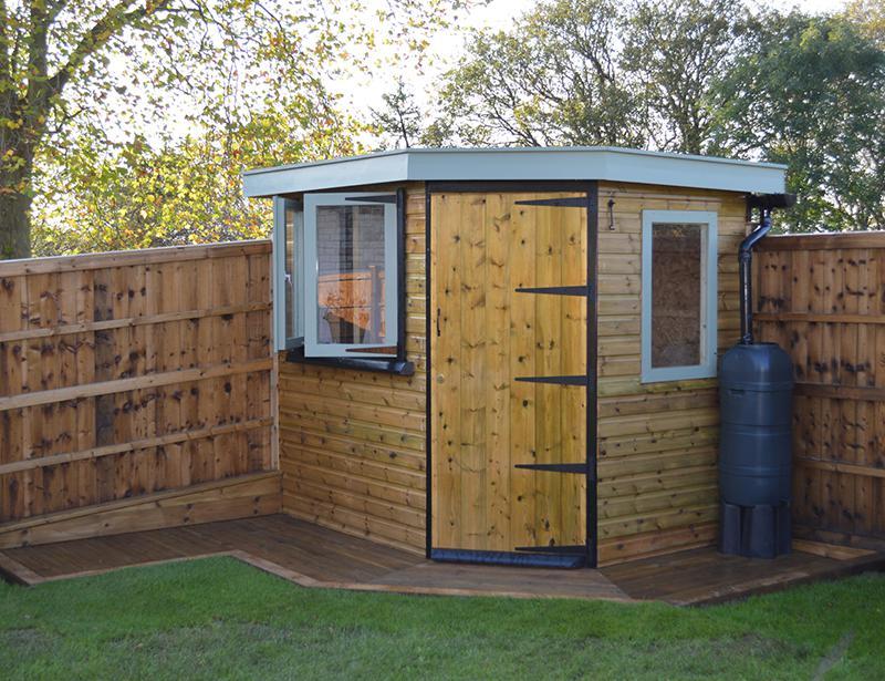 Timber Outbuilding – Bristol