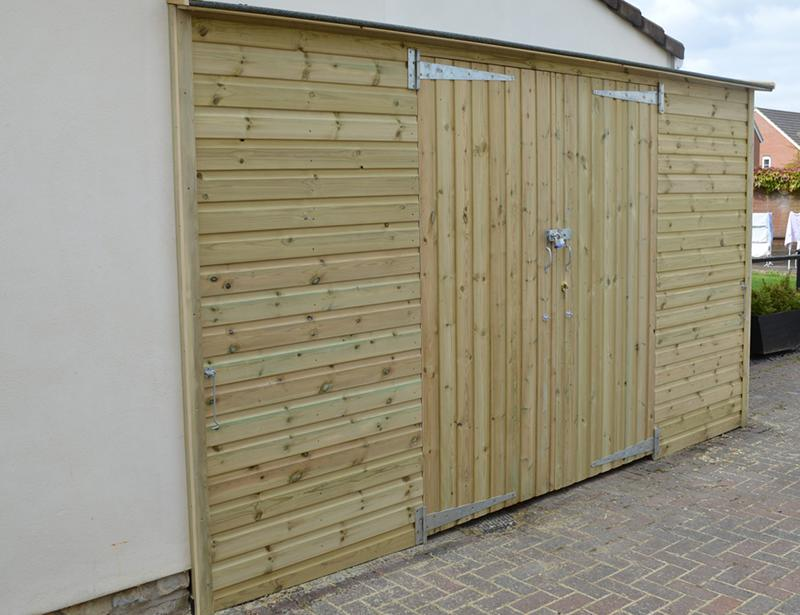 Timber Storage – Bristol