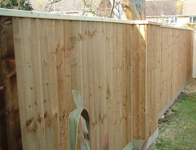 Keynsham Fencing Installation