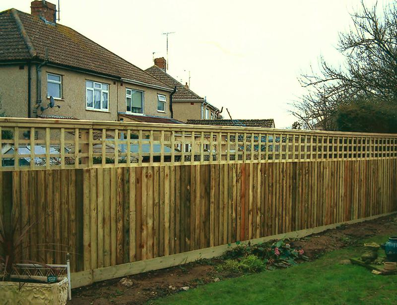 Bath Fencing – Saltford